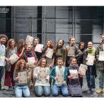 كريمة منصور تعقد حفل تخرج الدفعة الأولى و مرور خمسة سنوات على  مركز القاهرة للرقص المعاصر (CCDC)
