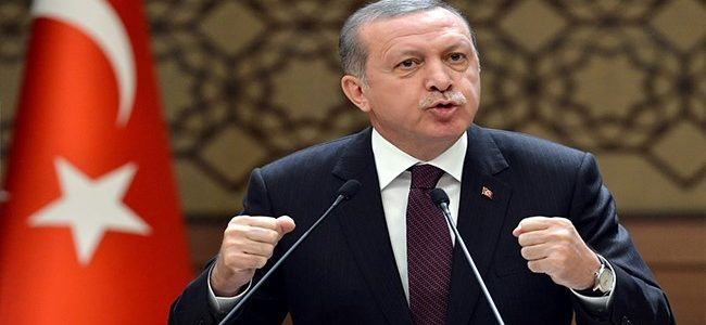 أردوغان يعترض على تعبير الإرهاب الإسلامي في تصريحات ميركل