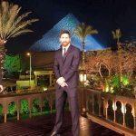ميسي في الأهرامات : حفل عالمي يتابعه العالم من أرض مصر