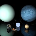 7 كواكب تم اكتشافها قد تكون صالحة للحياة