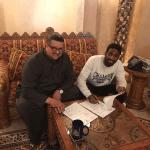 شاهد.. فيصل بن تركي يُشعل الوسط الرياضي السعودي بصورة عوض خميس