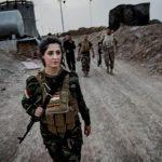تعرف على قصة جوانا بالاني المقاتلة التي هزمت داعش