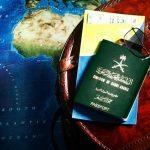 اذا كنت تحمل جوازاً سعودياً فمن حقك دخول 70 دولة بلا تأشيرة