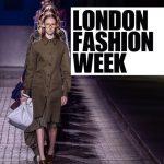 بيوت الأزياء العالمية تتألق في أسبوع الموضة في لندن لخريف وشتاء 2018