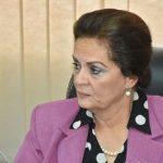 نادية عبدة السيدة الاولى في مصر تشغل منصب محافظ