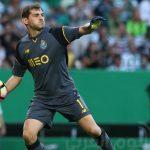 كاسياس يحطم الرقم القياسي للمعمرين في دوري أبطال أوروبا في مباراة اليوفي