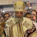 البابا تواضروس والشيخ صباح الأحمد فى لقاء تاريخ يمتد إلى أيام