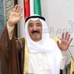 بروباجندا وفاة أمير الكويت