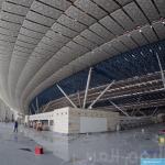 مطار الملك عبدالعزيز الدولي الجديد روعة التصميم وأعلى برج مراقبة