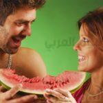 البطيخ يحسن قدراتك الجنسية أكثر من الفياجرا