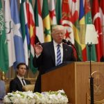 كلمة ترامب للعالم الإسلامي في القمة العربية بالسعودية.. وهذه الدولة هاجمها بشدة