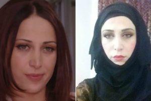 فضيحة.. لونا الحسن ممثلة سورية تنضم لداعش وتمارس جهاد النكاح.. صور