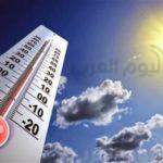 طقس اليوم مائل للحرارة على القاهرة شديد الحرارة على الوجه القبلي