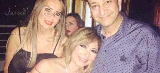 لميس الحديدي تفاجئ الجميع بفستان مكشوف في عيد ميلادها.. صور