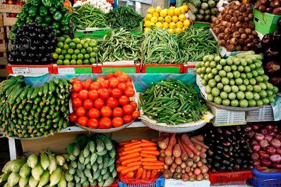 وقف استيراد المحاصيل الزراعية