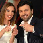 تيم حسن يتحدث عن زوجته الجديدة وفاء الكيلاني.. فيديو