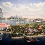 تعرف على تكلفة تطوير جزيرة دبي الجديدة مرسى العرب