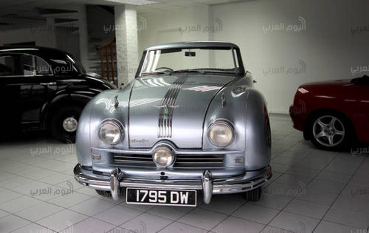 سيارة الملك فاروق