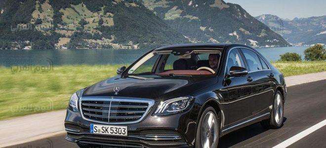 تعرف على أسعار ومواصفات سيارة مرسيدس الجديدة من الفئة S