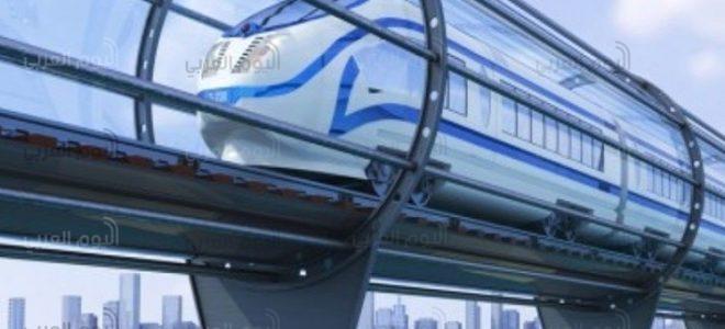 تعرف على التفاصيل الكاملة لقطار هايبرلوب 1 المستقبلي.. سرعته 1200كم/س