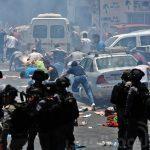 القدس اليوم.. اشتباكات وقتلى ونصرة أهالي فلسطين أمام الاحتلال.. صور وفيديو