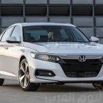 """تعرف على التفاصيل الكاملة لسيارة هوندا الجديدة """" أكورد 2018 """""""