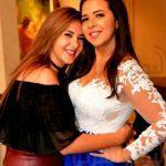 إيمي سمير غانم تفاجأ شقيقتها دنيا بهذا الفيديو الغير متوقع