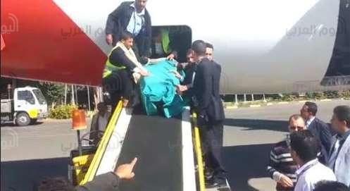 وصول جثمان مصري بعد سقوطه من الطابق الـ 12 في الإمارات
