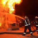 طالبان بالصف الأول الثانوي يحرقا مدرستهما بالجيزة