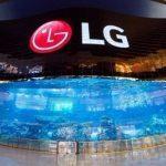 """شركه """" L G """" تدخل موسوعه جنيس بأكبر شاشة OLED فى العالم بدبي"""