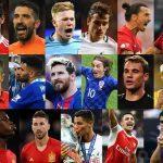 فيفا يعلن قائمة المرشحين لجائزة أفضل لاعب في العالم