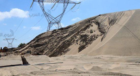 الرمال السوداء ثروة مصر الذهبية بواقع 176 مليون دولار سنويا