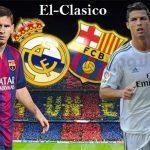 كلاسيكو الأرض برشلونة وريال مدريد