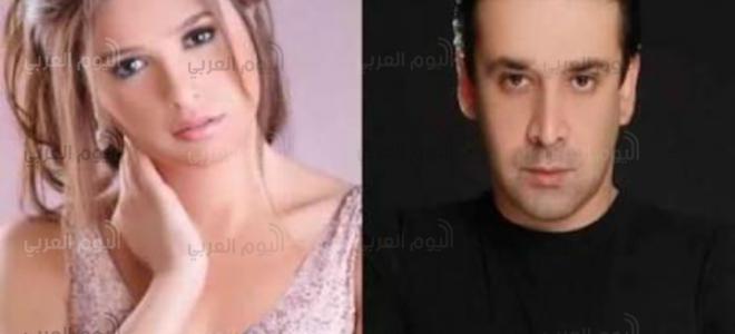 بالصور.. تعرض طائرة كريم وياسمين عبد العزيز لحادث تصادم لدى عودتهما من الحج