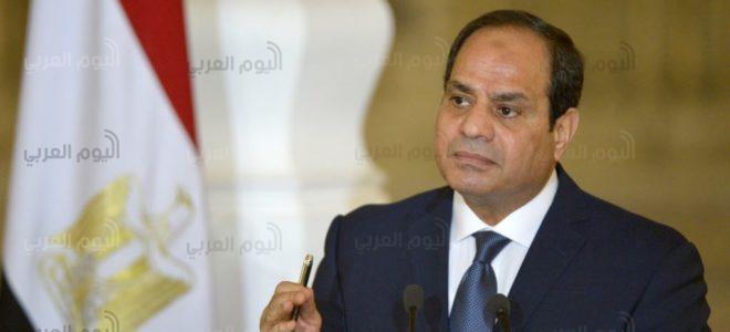 """بعد """"كارثة الواحات"""".. """"السيسي"""" يطيح بـ """"صهره"""" رئيس أركان الجيش المصري"""