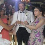 """""""مى عز الدين""""تشعل فرح شلتوت برقصها وفستانها يثيرالسوشيال ميديا..اتفرج"""