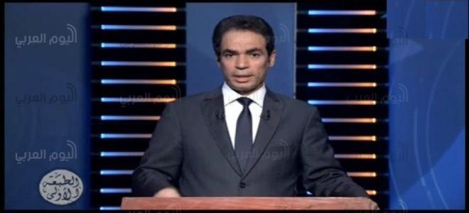 المسلماني: القيامة اقتربت وإسرافيل نفخ في الصُُور ب 3 دول.. فيديو