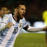 بعد قيادته لمنتخب بلاده إلى كأس العالم 2018… ميسي يصدر البيان الأول
