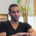 """شاهد.. محمد رمضان ينعي شهداء """"الواحات"""" ويوجه رسالة للإرهابين"""