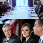 وزيرة الاستثمار تبحث الاستثمارات الإمريكية في مصر بواشنطن