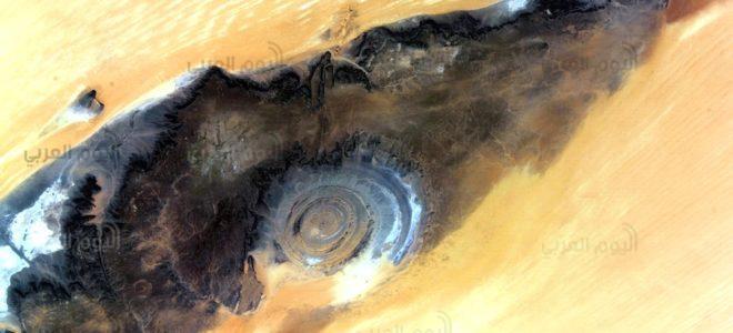 عين الصحراء – اللغز الذي حير العلماء