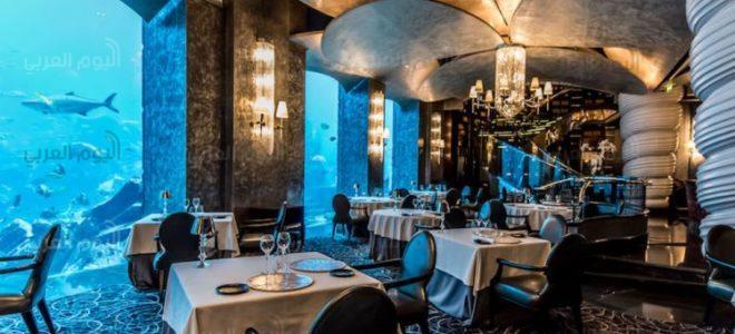 أفضل 5 مطاعم بدبي تنقلك إلى العالم الخارجي.. تعرف عليهم