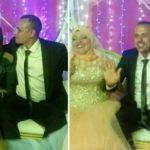 بالفيديو.. رد صادم من الزوج الذي حضرت زوجته حفل زفافه الثاني