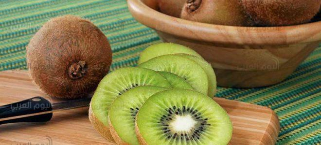 تعرف على العديد من فوائد فاكهة الكيوي لجسم الإنسان