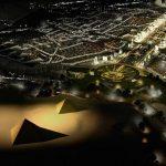 بالصور والخرائط مشروع تطوير المنطقة الأثرية لأهرامات الجيزة
