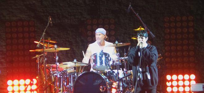 بالصور :أول حفل لفرقة 'ريد هوت تشيلي بيبرز' في مصر