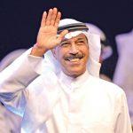 بالفيديو.. عبد الله الرويشد يسقط على المسرح