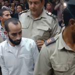 محمود نظمي قاتل طفليه يفاجئ الجميع بالمحكمة قبل تحويل أوراقه إلى المفتي