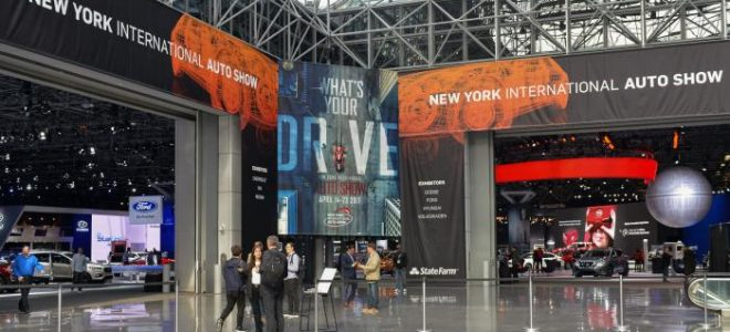 معرض نيويورك الدولي.. 5 مركبات ينتظرها العالم وجائزة لسيارة عام 2019