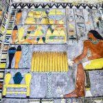 بالصور : المقبرة التى اذهلت العالم ب رسوم ملونة عمرها 4500 سنة